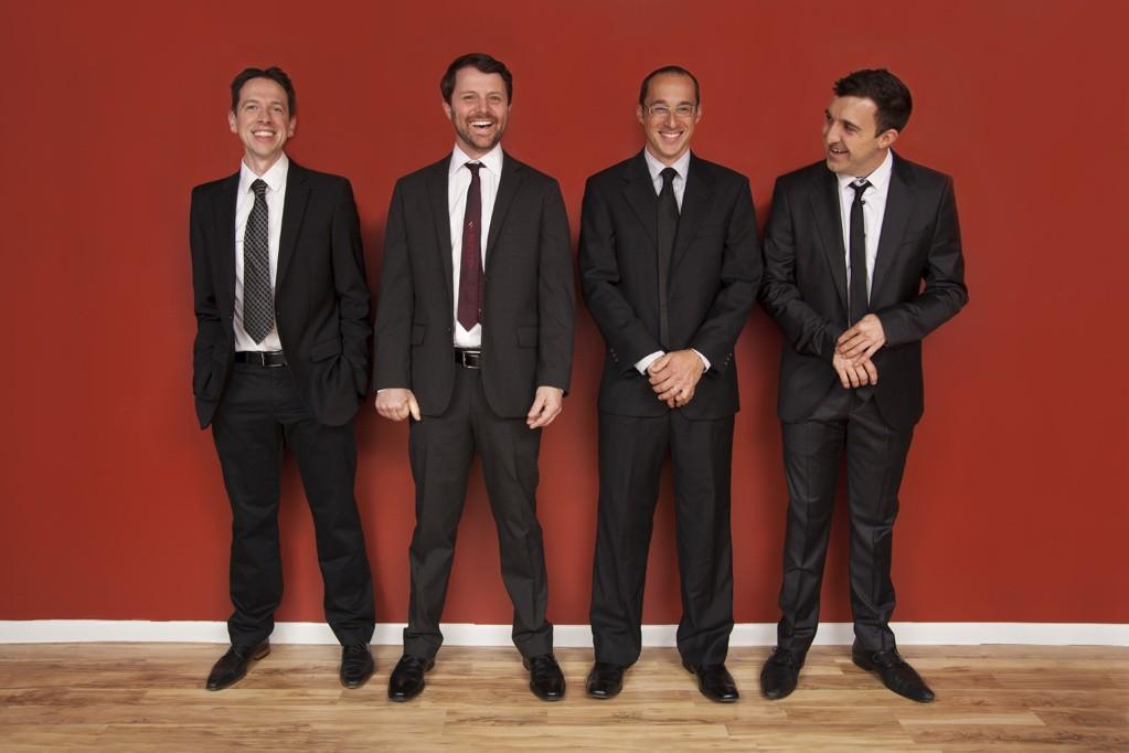 Five reasons we love Los Angeles Percussion Quartet