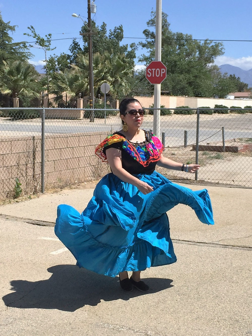What is site-specific dance? Show me don't tell me…
