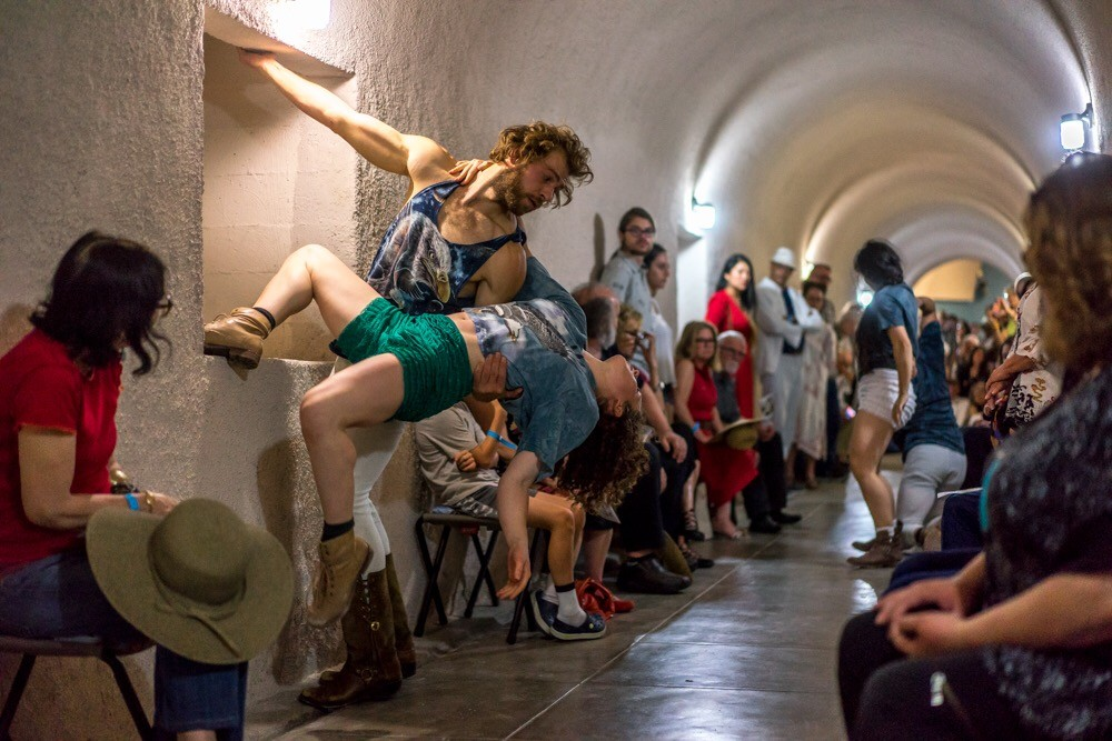Heidi Duckler Dance Theatre's 143 Days