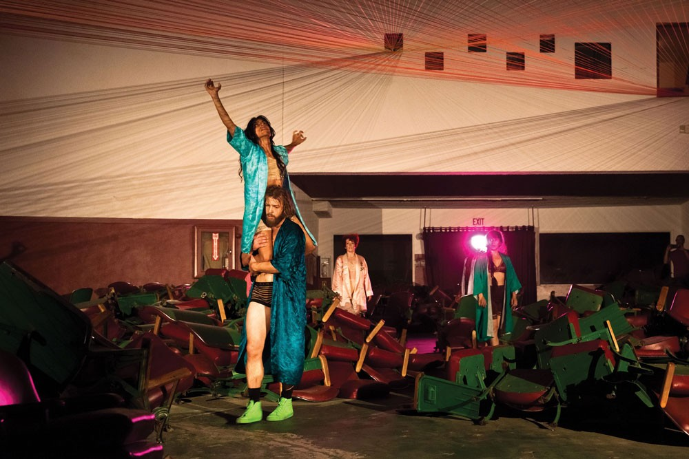 Heidi Duckler Dance Theatre's When I am King