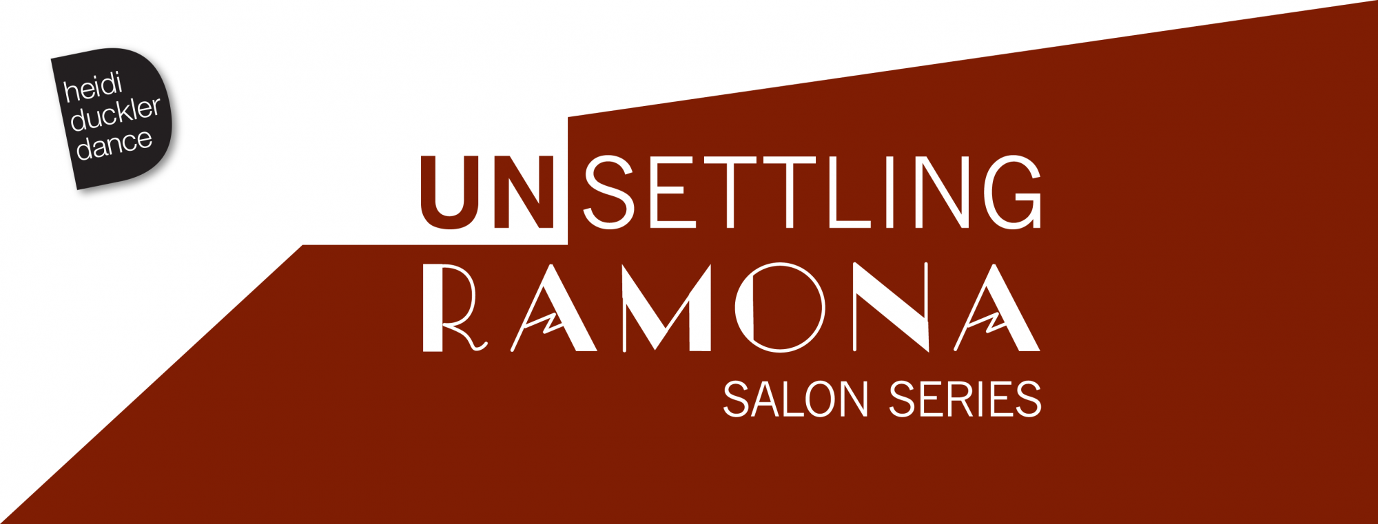 news: presenting the Unsettling Ramona Salon Series!