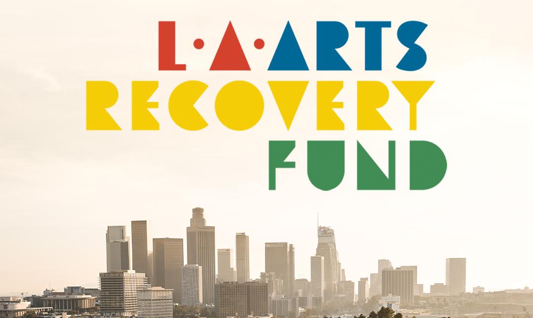 Heidi Duckler Dance is a LA Arts Recovery Fund Grantee!